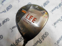 GOLF CLUBS FAIRWAY WOOD YAMAHA INPRES I.F.F  3W R-FLEX