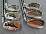 MARUMAN ZETA TYPE-713 LADIES 6PC ZETA L-FLEX IRONS SET GOLF 1127 MAJESTY