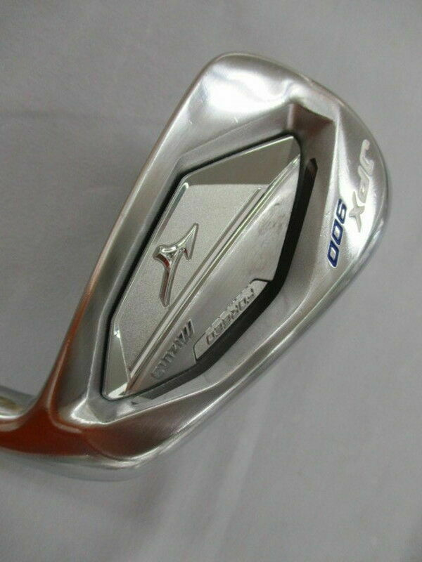 MIZUNO BROOKS KOEPKA JPX 900 FORGED 6PC S-FLEX IRONS SET GOLF CLUBS 747