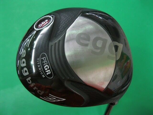 PRGR EGG GOLF CLUB DRIVER BIRD 10DEG R-FLEX