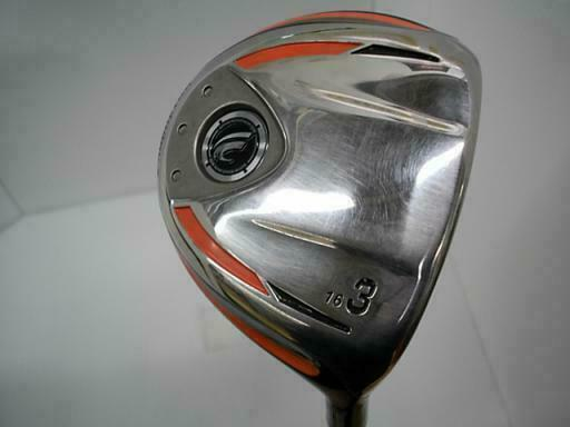 GOLF CLUBS FAIRWAY WOOD MARUMAN CONDUCTOR AD460 3W LOFT-16 R-FLEX MAJESTY