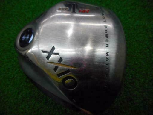 DUNLOP XXIO GOLF CLUB DRIVER DM HR 10DEG S-FLEX