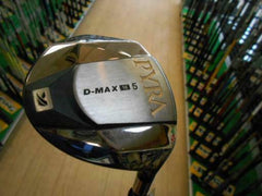 GOLF CLUBS FAIRWAY WOOD 2011MODEL KASCO D-MAX PYRA 5W R-FLEX