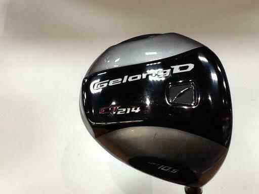 2013MODEL FOURTEEN GOLF CLUB DRIVER GELONG D CT-214 10.5DEG R-FLEX
