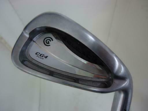 CLEVELAND CG4 PLUS JAPAN MODEL 6PC FUJIKURA S-FLEX IRONS SET GOLF 10317