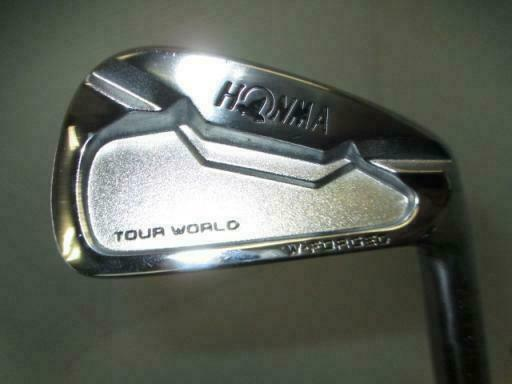 HONMA TOUR WORLD TW737VS 2017 6PC VIZARD SR-FLEX IRONS SET GOLF 10237 BERES