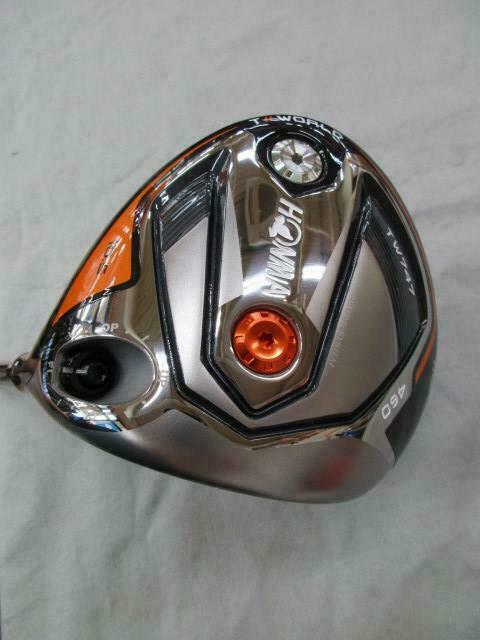 HONMA TOUR GOLF CLUB DRIVER WORLD TW747 455 2019 LOFT-10.5 S-FLEX 1119 BERES