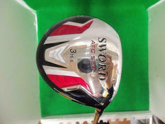 GOLF CLUBS FAIRWAY WOOD KATANA ATC 589 3W SR-FLEX