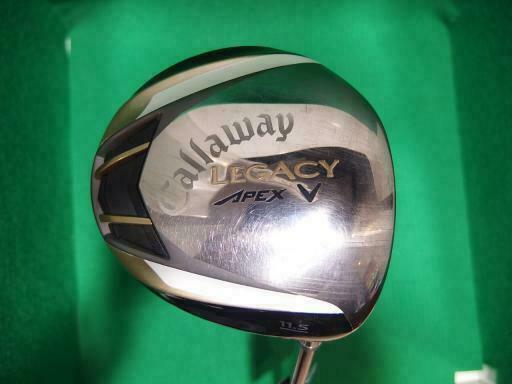 2012 CALLAWAY GOLF CLUB DRIVER LEGACY APEX I-MIX 11.5DEG R-FLEX