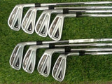 NIKE CCI FORGED JAPAN MODEL  8PC DG S-FLEX IRONS SET GOLF 10317