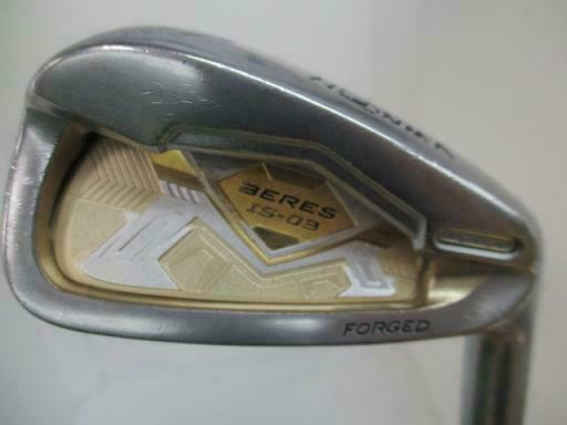HONMA BERES IS-03 2-STAR 8PC ARMRQ R-FLEX IRONS SET GOLF 10247 BERES