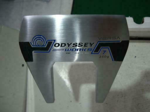 ODYSSEY WORKS VERSA LADIES #7 32INCH PUTTER GOLF CLUBS