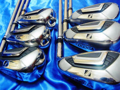 2015 SENIOR R2-FLEX HYBRID IRONS KATANA VOLTIO Ⅲ G SERIES HI 6PC SET 1118