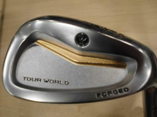 2014 HONMA TOUR WORLD TW717P FORGED SW 2-STAR ARMRQ R-FLEX WEDGE GOLF CLUBS