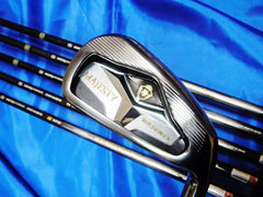 2014MODEL MARUMAN MAJESTY VANQUISH-XR 6PC R-FLEX IRONS SET GOLF CLUBS 6227