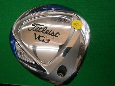 2014 Titleist VG3 Japan Model 10.5deg R-FLEX DRIVER 1W Golf Clubs JP
