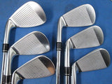 CALLAWAY Japan Limited Legacy Forged Steel 6pc R-flex IRONS SET Golf Clubs