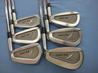 Fourteen TC-1000 Forged 6pc S-Flex  IRONS SET Golf Clubs