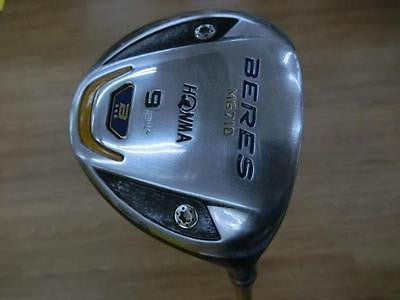 2011model HONMA BERES MG710 9W 3star R-flex FW Fairway wood Golf Clubs