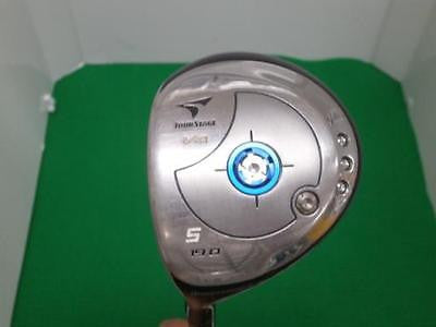 BRIDGESTONE Tour Stage V-iQ 2006 5W Left-Handed S-Flex Fairway Wood Golf