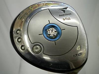 BRIDGESTONE Tour Stage V-iQ 2006 4W R-Flex Fairway Wood Golf Clubs