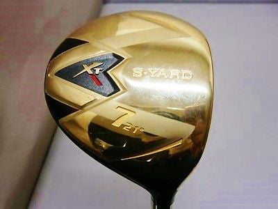 2013model SEIKO S-YARD XT 7W Loft-21 R-flex Fairway wood Golf Club