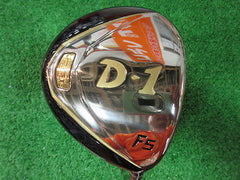2012model Ryoma D-1 F5 5W Flex-SR Loft-18 Fairway WoodGolf Clubs
