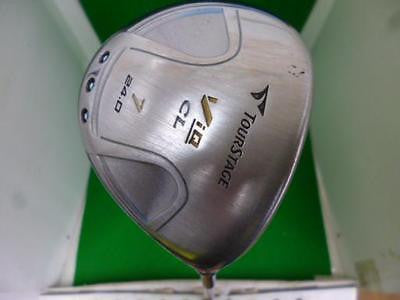 BRIDGESTONE Tour Stage V-iQ CL 2008 Blue Ladies 7W A-Flex Fairway Wood Golf