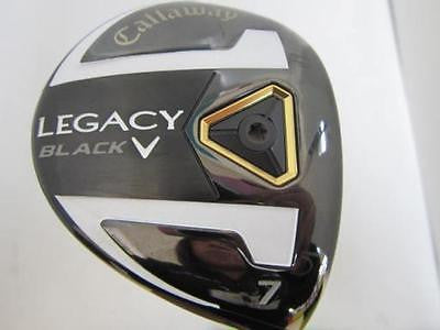 CALLAWAY LEGACY BLACK 2013 7W Loft-21 S-flex Fairway wood Golf Clubs