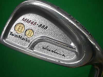 Steel Shaft! HONMA Twin Marks MM45-888 9pc R-flex IRONS SET Golf Clubs beres