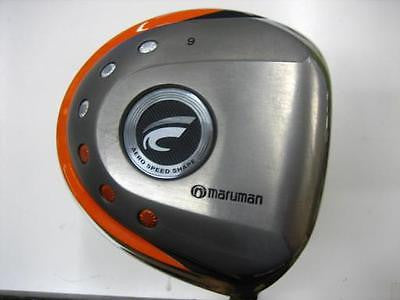 MARUMAN CONDUCTOR 2008 Loft-9 S-flex Driver 1W Golf Club