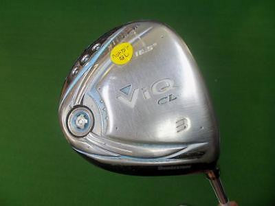 BRIDGESTONE Tour Stage V-iQ CL 2010 Blue Ladies 3W L-Flex Fairway Wood Golf