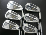 NEW 2013 CALLAWAY Legacy Black 6pc Dynamic Gold S-flex IRONS SET Golf Clubs