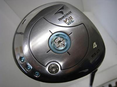 BRIDGESTONE Tour Stage V-iQ CL 2006 Ladies 4W L-Flex Fairway Wood Golf Clubs