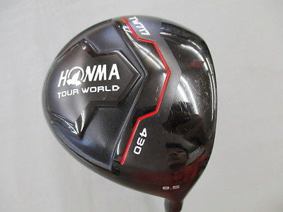 HONMA TOUR WORLD TW717 430 2013model 8.5deg X-FLEX DRIVER 1W Golf Clubs