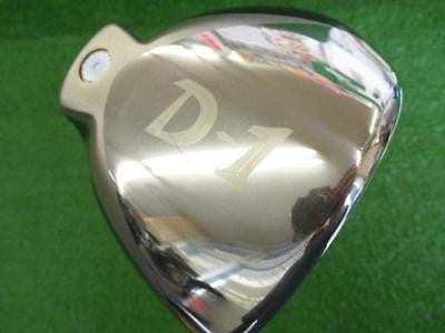 2012model Ryoma Golf D-1 Special Tuning GOLD  Loft-11.5 R-flex Driver 1W