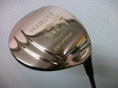 MARUMAN MAJESTY ROYAL Ⅳ 7W #7 Loft-22 R-flex Fairway wood Golf Clubs