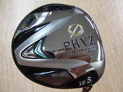 BRIDGESTONE PHYZ 2013  #5 5W Loft-19 R-flex Fairway wood Golf Clubs