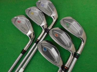 2015model KASCO BIG SUPER HYTEN Taro 6pc R-flex IRONS SET Golf Clubs
