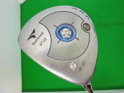 BRIDGESTONE Tour Stage V-iQ 2006 5W Left-Handed SR-Flex Fairway Wood Golf