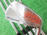 Bridgestone Tour Stage X-BLADE 909 2013 7pc S-flex IRONS SET Golf  Clubs