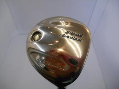 SEIKO S-YARD ACROCLASS 2008 5W Loft-20 R-flex Fairway wood Golf Clubs