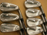 NEW HONMA Tour World TW717P 7pc R-flex IRONS SET Golf Clubs