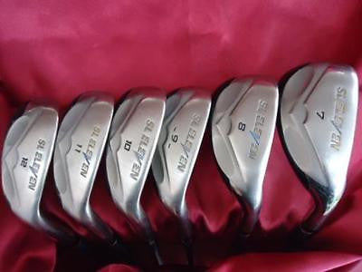 KATANA SL ELEVEN 6pc SR-flex IRONS SET Golf Clubs
