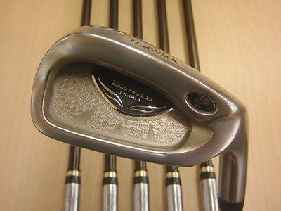 HONMA BERES MG603 2star 6pc R-flex IRONS SET Golf Clubs