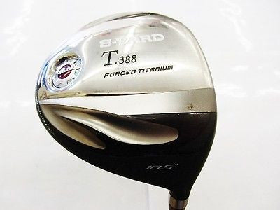 Design by EPON 2013 S-YARD T.388 10.5deg SR-FLEX DRIVER 1W Golf Clubs