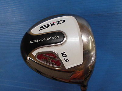 RC ROYAL COLLECTION SFD 2013 Loft-10.5 SR-Flex Driver 1W Golf Clubs
