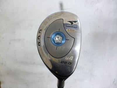 BRIDGESTONE Tour Stage V-iQ 2006 U4 R-Flex Utility Hybrid Golf Clubs