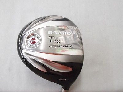 Design by EPON 2013 S-YARD T.388 9.5deg S-FLEX DRIVER 1W Golf Clubs
