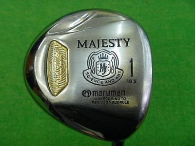 MARUMAN MAJESTY ROYAL-VQ Loft-10.5 S-flex Driver 1W Golf Clubs